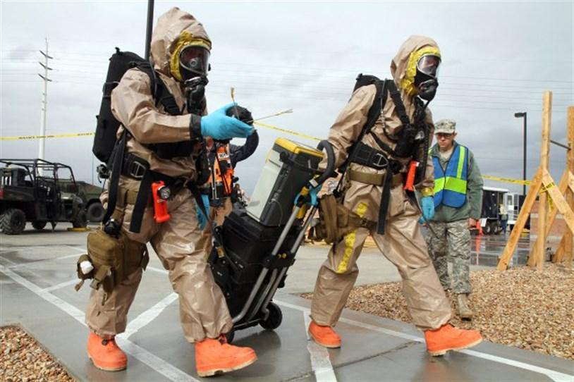 Chemical Biological Radiological Nuclear and Explosives (CBRNE) Detection  Equipment Market Outlook – HazMat Management